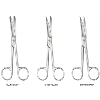 Surgical-Scissors-SharpBlunt