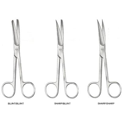 Surgical-Scissors-SharpBlunt