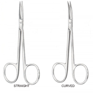 Surgical-Scissors-Straight-Curved