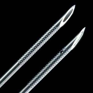 Amniocentesis-needle