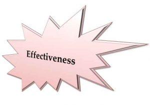 Check Effectiveness