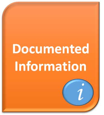 ISO 45001 documented information